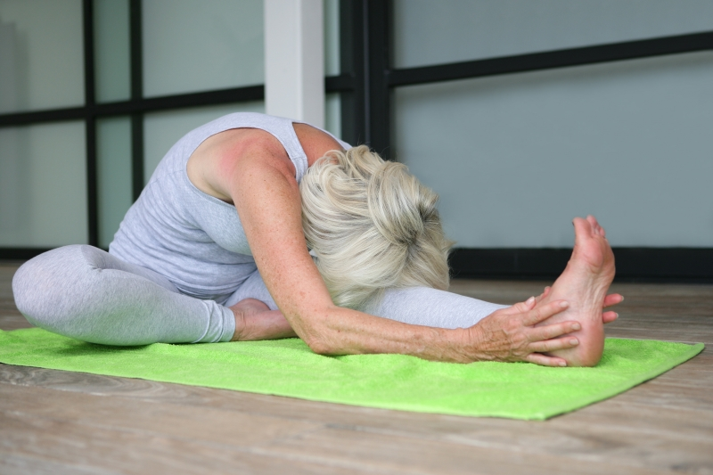 3497979-woman-stretching